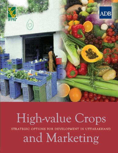 High-value Crops and Marketing:Strategic Options for Development: Asian Development Bank