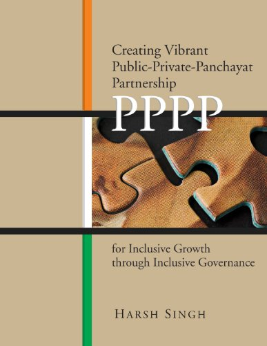 9788171888313: Creating Vibrant Public-Private-Panchayat Partnerships: PPPP for Inclusive Growth through Inclusive Governance