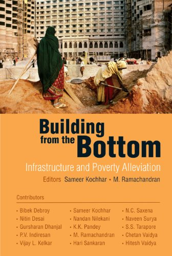 9788171888412: Building from the Bottom: Infrastructure and Poverty Alleviation