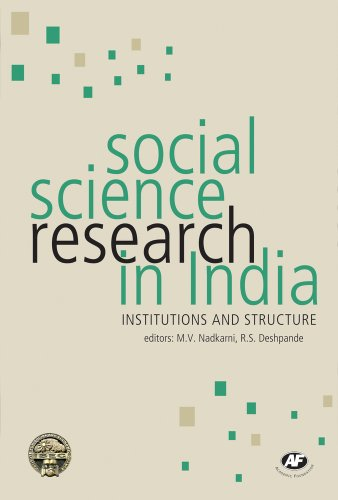 9788171888443: Social Science Research in India: Institutions and Structure