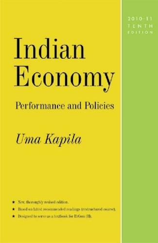 Indian Economy 2010-11: Performance and Policies: Uma Kapila
