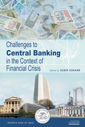 9788171888733: Challenges to Central Banking in the Context of Financial Crisis
