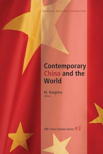 Contemporary China and the World (Hardback)
