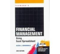 Financial Management Using Excel Spreadsheet With CD: Ruzbeh J Bodhanwala