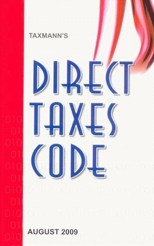 Taxmann\'s Direct Taxes Code