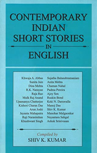 Contempory Indian Short Stories in English: Kumar,Shiv K.