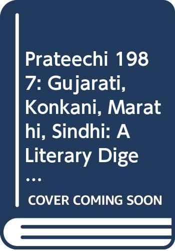 Prateechi: A Literary Digest of West Indian: Sahitya Akademi,India