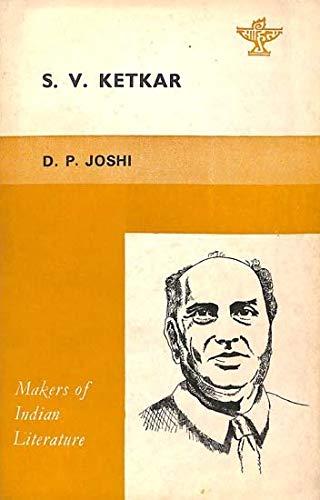 S.V. Ketkar: Joshi D.P.