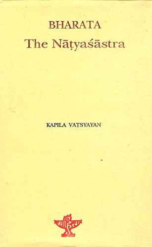9788172019433: Bharata: The Natyasastra