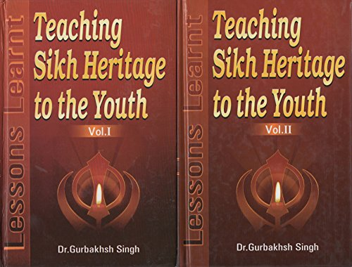 9788172053734: Teaching Sikh Heritage To The Youth (Vol 2)