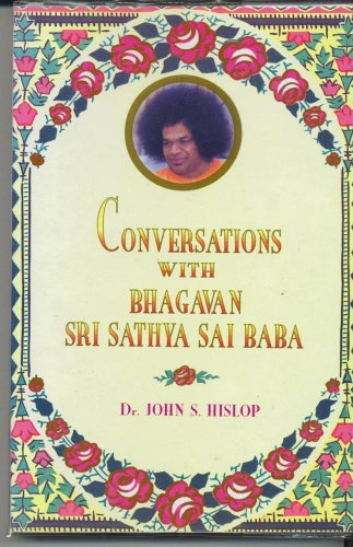 CONVERSATIONS WITH BHAGAVAN SRI