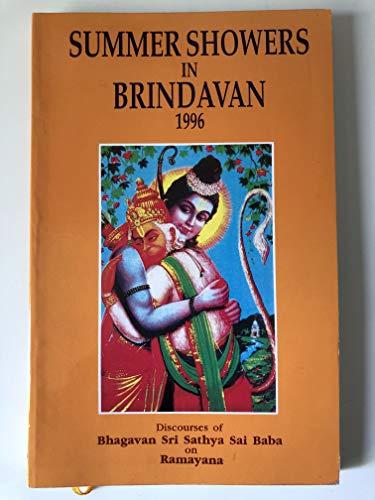 9788172082598: Summer Showers in Brindavan 1996