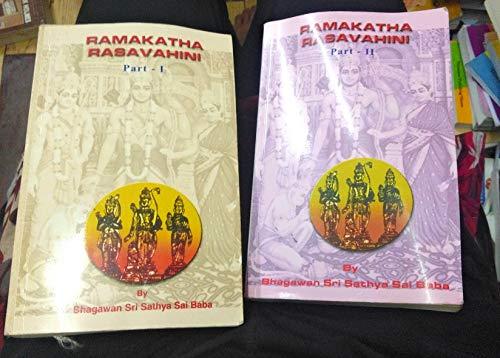 9788172083007: Ramakatha Rasavahini, Part II: The Rama Story (Stream of Sacred Sweetness)