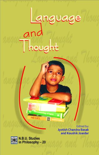 Language and Thought: Edited by: Jyotish