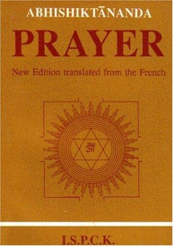 9788172141295: Prayer (English and French Edition)