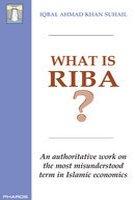 What is Riba?: Suhail Iqbal Ahmad