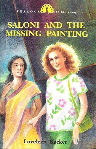 Saloni and the missing painting (Peacock for: Loveleen Kacker