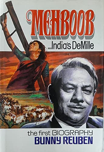 9788172231538: Mehboob: India's Demille : The First Biography