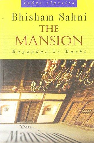 9788172232825: Mansion (Indus Classics)