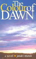 9788172234393: The colour of dawn