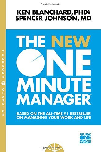 9788172234997: The New One Minute Manager (The One Minute Manager-updated)