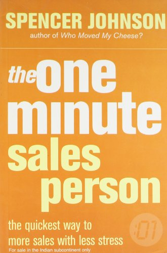 9788172235239: The One Minute Manager Salesperson