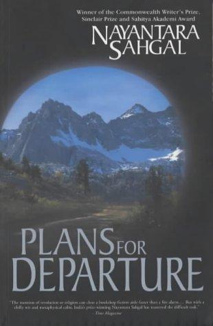 9788172235246: Plans for Departure