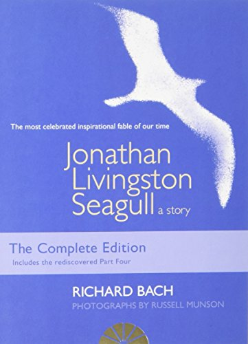 Jonathan Livingston Seagull: A Story: Richard Bach