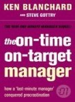 9788172235932: The On Time On Target Manager