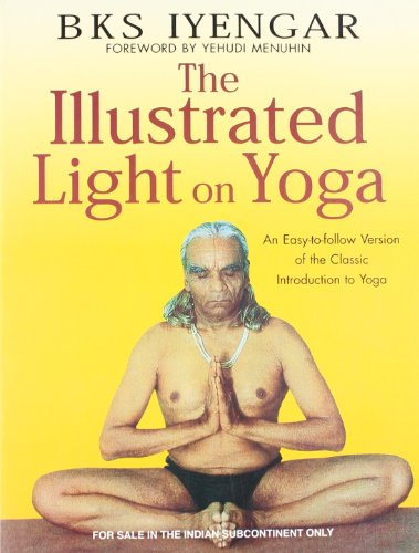 9788172236069: The Illustrated Light on Yoga