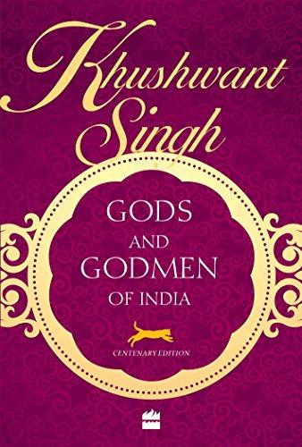 GODS AND GODMEN OF INDIA PB: Singh, Khushwant