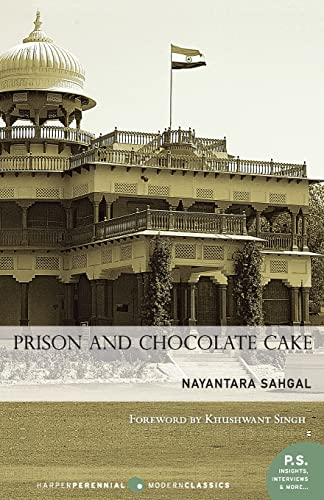 9788172236892: Prison and Chocolate Cake