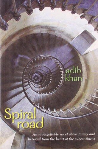 9788172237165: Spiral Road