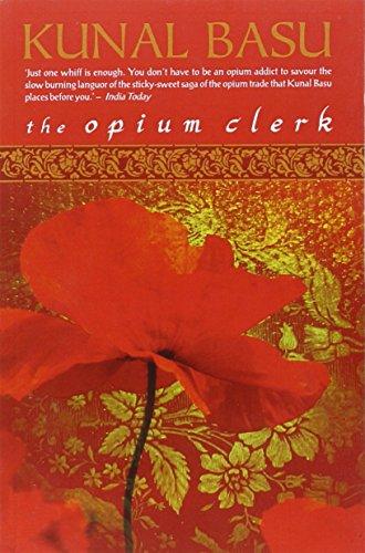 9788172237202: The Opium Clerk