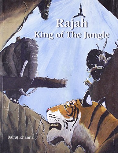 Rajah: King of the Jungle: Balraj Khanna