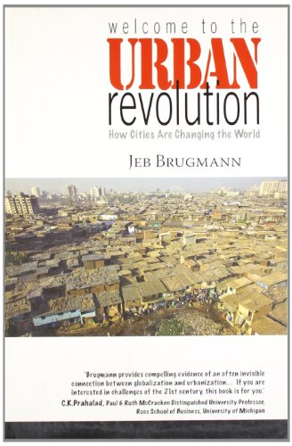 Welcome to the Urban Revolution: Jeb Brugmann