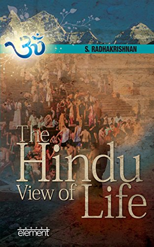 9788172238452: The Hindu View Of Life