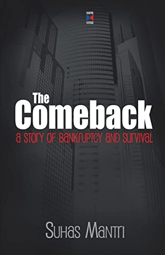 9788172239114: The Comeback: A Story of Bankruptcy and Survival