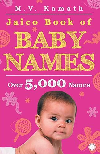 Jaico Book of Baby Names: M. V. Kamath
