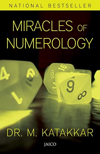 9788172241001: Miracles of Numerology
