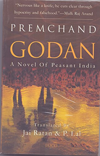 Godan: A Novel of Peasant India: Premchand; Translated By