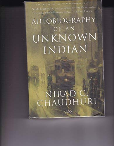 9788172242879: Autobiography Of An Unknown Indian