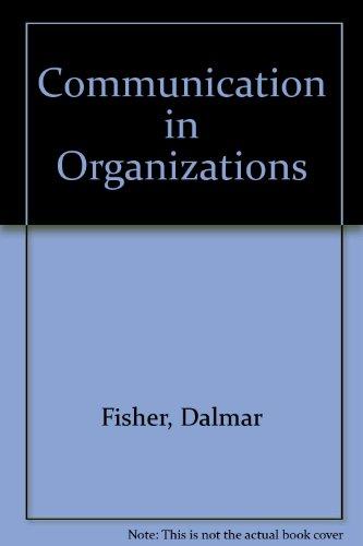 9788172243364: Communication in Organizations