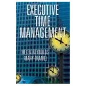 9788172243494: Executive Time Management