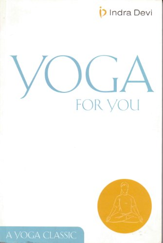 9788172243722: Yoga for You