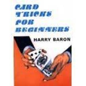 9788172245009: Card Tricks for Beginners