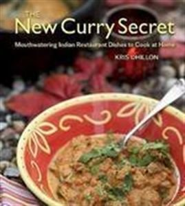 9788172245467: The Curry Secret: Indian Restaurant Cookery at Home