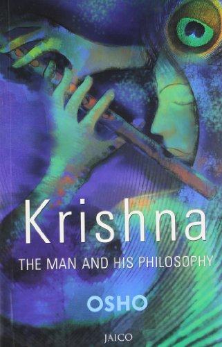 9788172245665: Krishna: The Man & His Philosophy