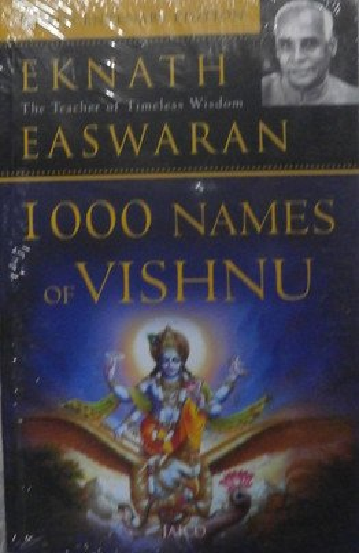 1000 Names of Vishnu: Eknath Easwaran