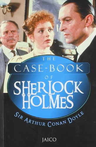 9788172247225: The Case-Book of Sherlock Holmes